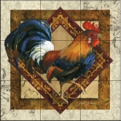 JS-Ruler of the Roost - Tile Mural